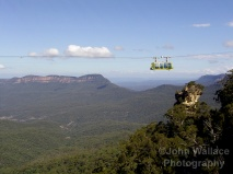 Cable Car in the Blue Mountains