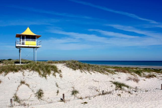 Beach Lifeguard Station