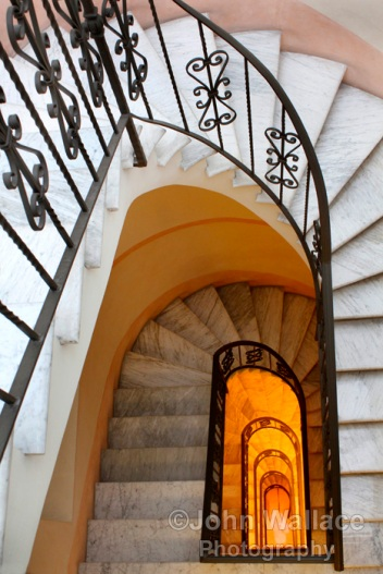 Spiral Staircase Rome