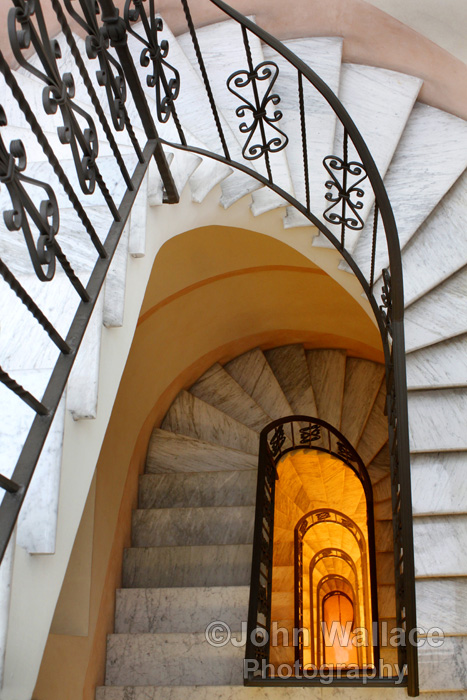 Spiral Staircase Rome