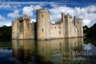 Bodiam Castle England