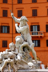 Fountain of Neptune, Rome