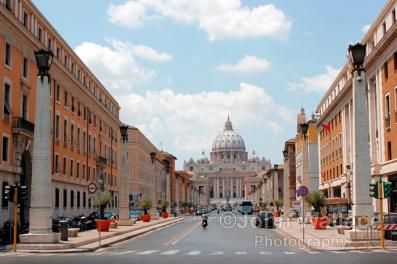 Vatican City Approach