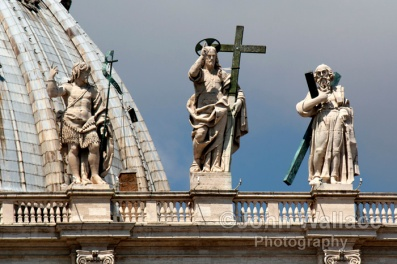St Peters Basilica, the Vatican
