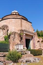 Temple of Romulus, Rome