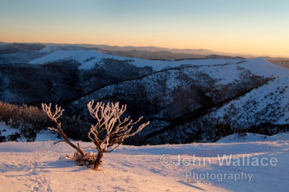 Winter in Victoria