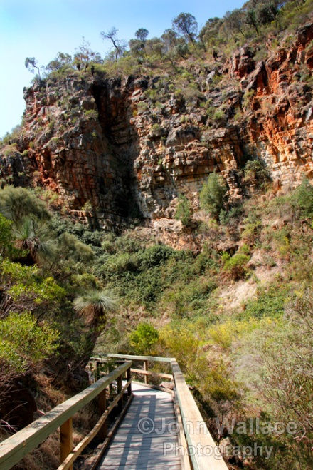 Morialta Conservation Park , South Australia