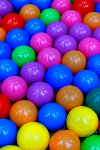 Coloured-Balls