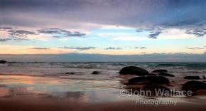 Queensland Evening Beach