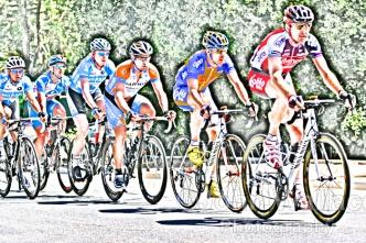 The Bike Race