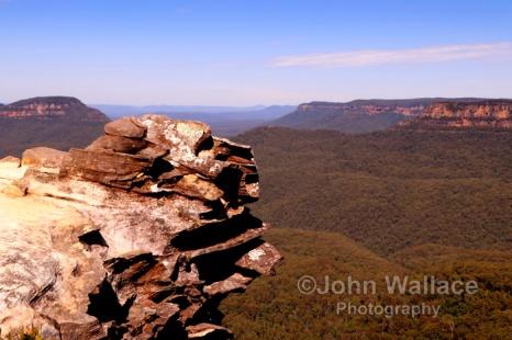 Blue Mountains Precipice