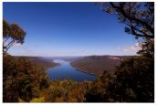 Burragorang Lookout Poster (Zazzle)