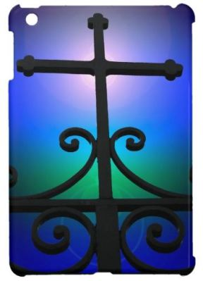 Christian Cross Ipad Cover (Zazzle)