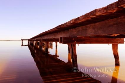 Sunshine on the Pier