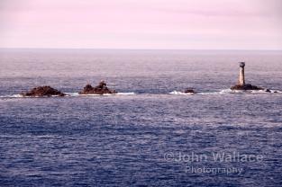 The Longships Lighthouse