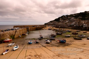Mousehole Harbour UK