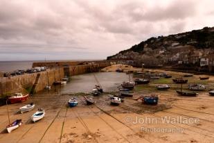 Mousehole Harbour UK