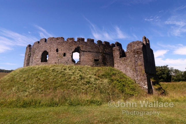 Restormel Castle UK