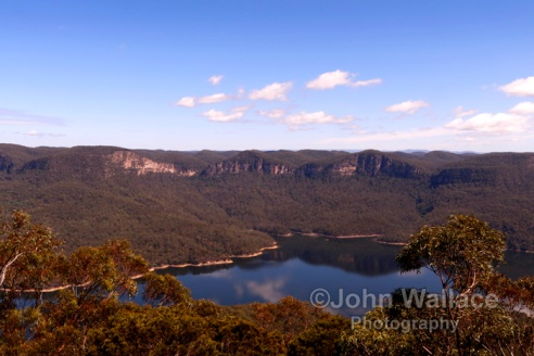 Burragorang Lookout Australia