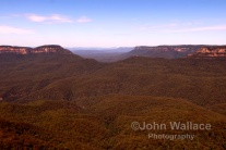 The Blue Mountains NSW, Australia