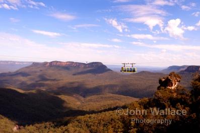 The Blue Mountains NSW