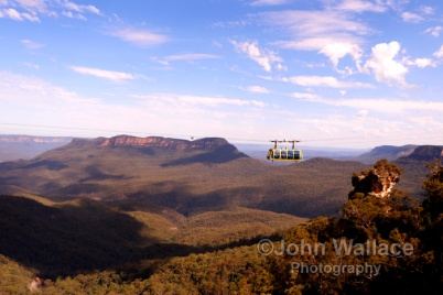 The Blue Mountains NSW