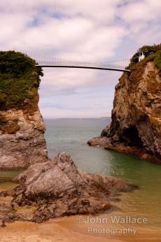 Suspension Bridge Torquay
