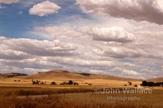 An Australian landscape, South Australia