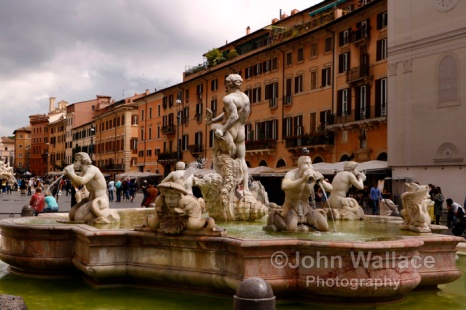 Fountain of the Moor (Rome)