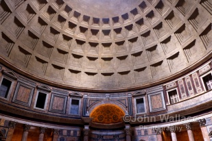 Pantheon Roof (Rome)