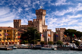 Scaliger Castle Sirmione