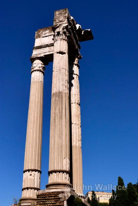 Roman Columns (Rome)