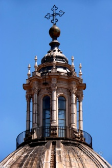 Church Domed Tower (Rome)