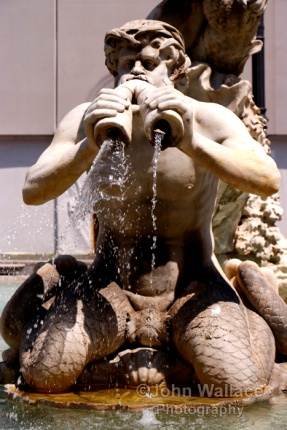 Triton Closeup (Rome)