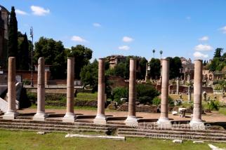 Roman Forum Ruins (Rome)