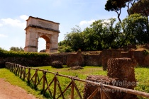 The Arch of Titus (Rome)