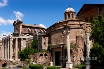 Roman Forum Temples (Rome)