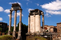 The Temple of Vesta (Rome)