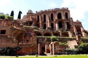 The Palatine Hill (Rome)