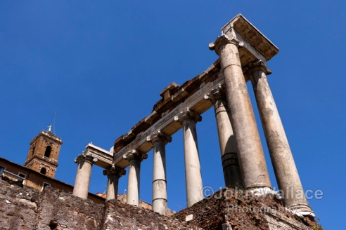 Temple of Saturn (Rome)