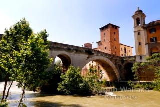 Ponte Febricio Rome