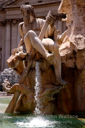 Fountain of the Four Rivers (Rome)