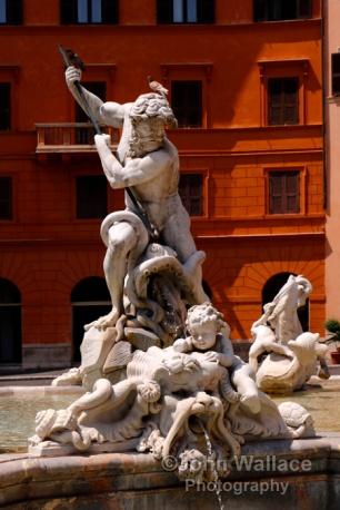 Fountain of Neptune (Rome)