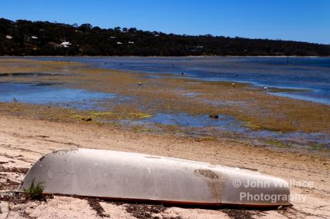 The beautiful coastline at American River, Kangaroo Island, South Australia