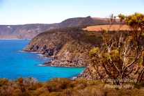 The beautiful unspoilt coastline of Kangaroo Island, South Australia