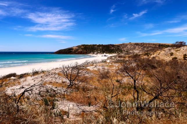 Snelling Beach on Kangaroo Island, South Australia