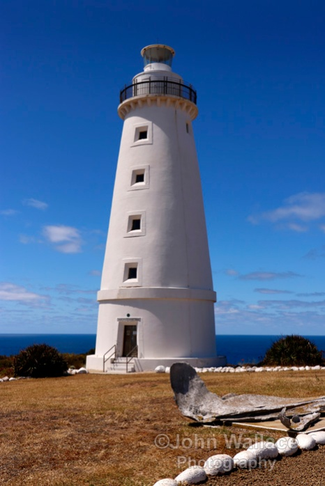 Cape Willoughby Lighthouse c1852 on Kangaroo Island, South Australia