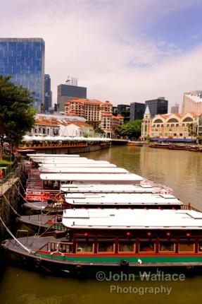 Bumboats Singapore