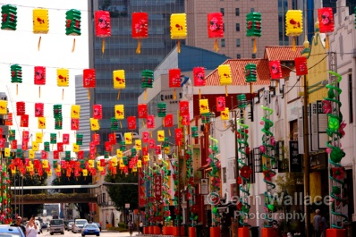 Chinese lanterns Singapore