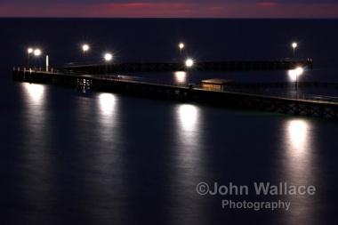 Evening at Moonta Bay South Australia